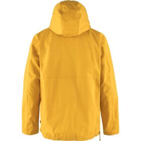 Fjällräven Vardag Giacca A Vento Uomo, mustard yellow